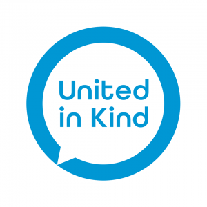 united in kind logo